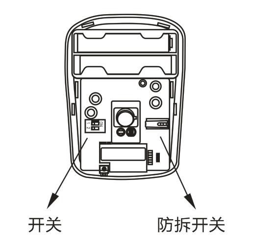 优翔智能家居-无线智能红外感应器产品说明书图片
